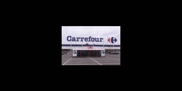 Fin du conflit social chez Carrefour - La Libre