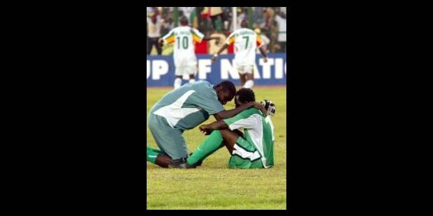 Le Sénégal écarte le Nigeria - La Libre