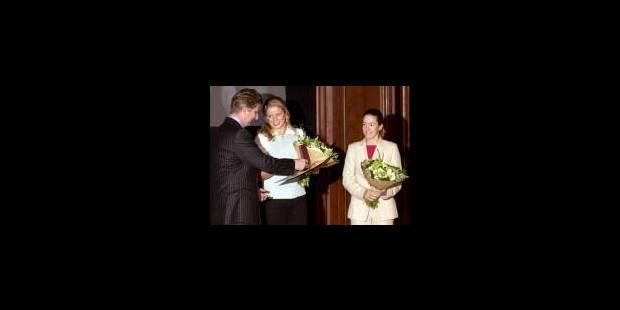 Clijsters et Henin honorées - La Libre