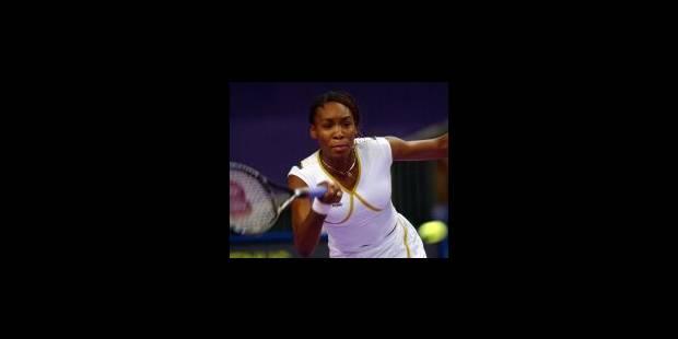 Venus Williams prend le meilleur sur Justine Henin - La Libre