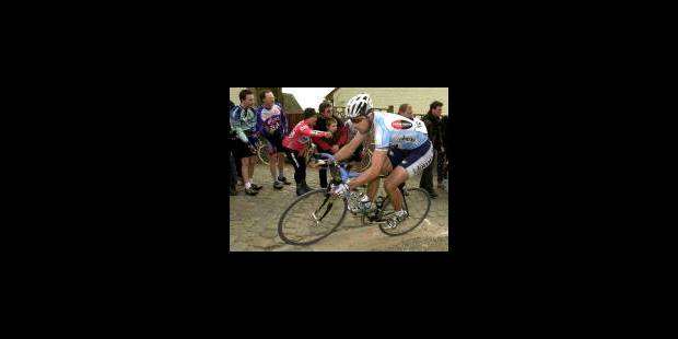 En quête du joyau de l'art cycliste flamand