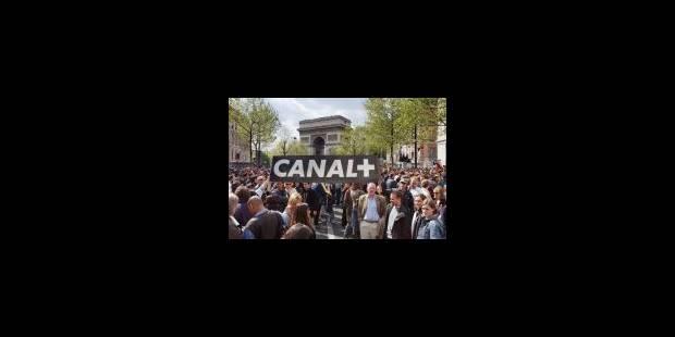 Canal + : c'est la colère - La Libre
