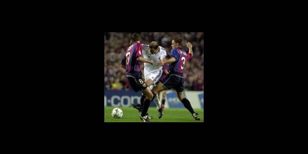 Victoire historique du Real au Camp Nou - La Libre