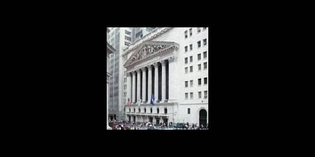 Les marchés américains dans le doute - La Libre