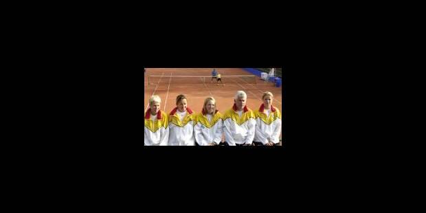 Clijsters assure la transition - La Libre