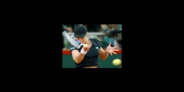 Kim Clijsters prend date pour Roland Garros - La Libre