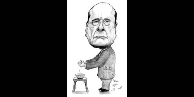 Jacques Chirac réélu