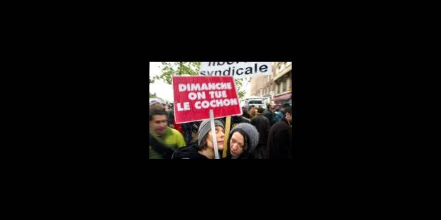 Manif anti-Le Pen. Et puis? - La Libre