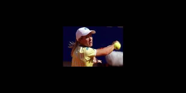Deuxième finale en une semaine pour Justine Henin - La Libre