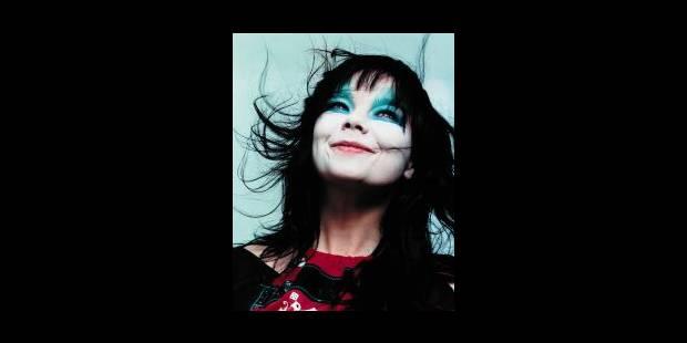 Arte attire Björk dans ses filets intimes - La Libre