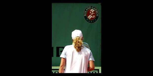 Paris perdu pour Kim Clijsters - La Libre