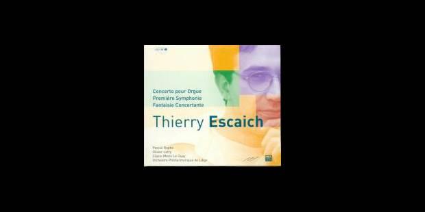 Escaich, trois fondements de la musique - La Libre