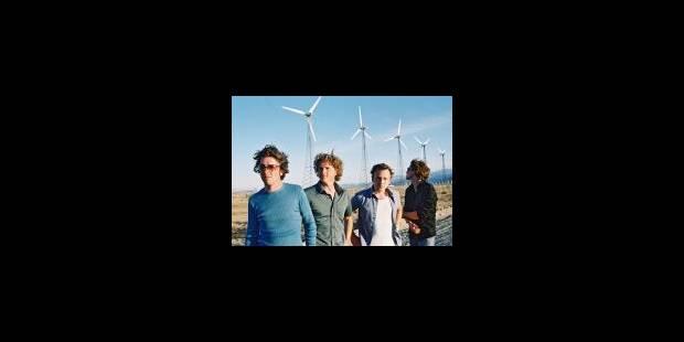 Arid, quatre garçons dans le vent - La Libre