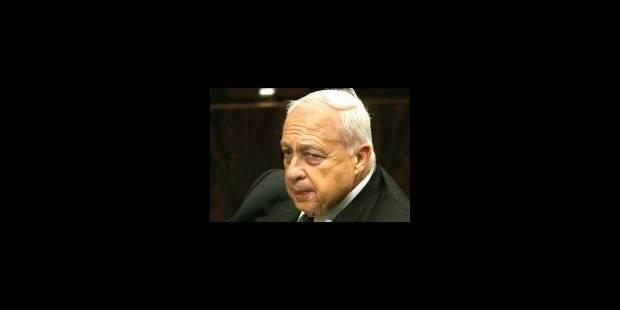 Sharon-Arafat ou la tentation de Samson et le syndrome du roi David - La Libre