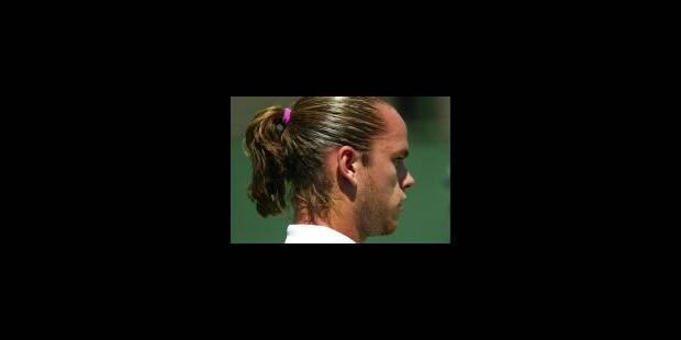 Malisse se paie le scalp de Kafelnikov