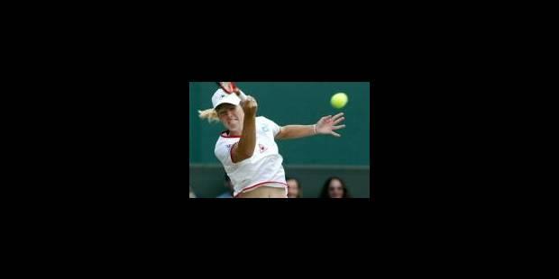Venus Williams redoute Justine - La Libre