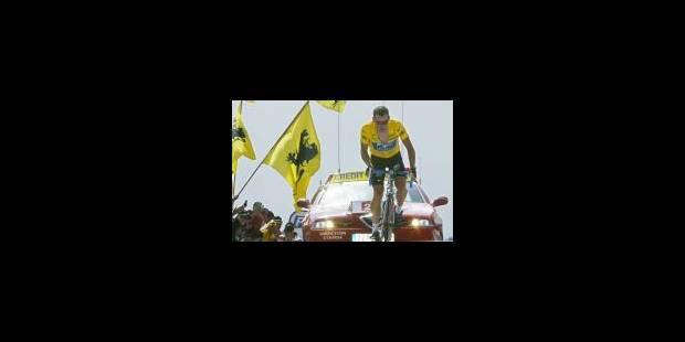 Le Tour de France... du lion flamand - La Libre
