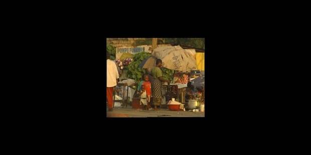 Une ville marmite qui continue à chanter malgré la misère - La Libre