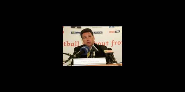 `Le football ne se suffit plus à lui-même´ - La Libre