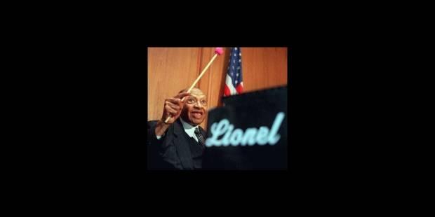 Mort de Lionel Hampton, figure légendaire du jazz - La Libre