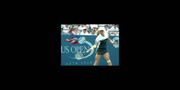 Kim Clijsters a eu chaud - La Libre
