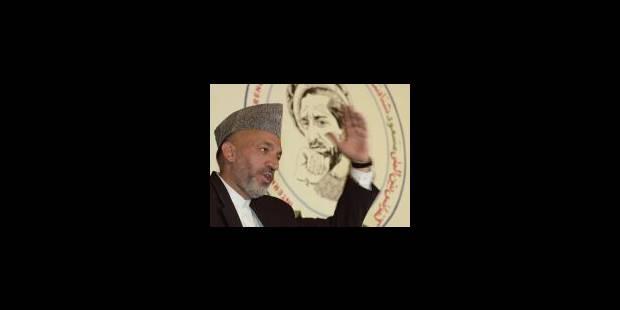 Karzaï est-il assez fort ?