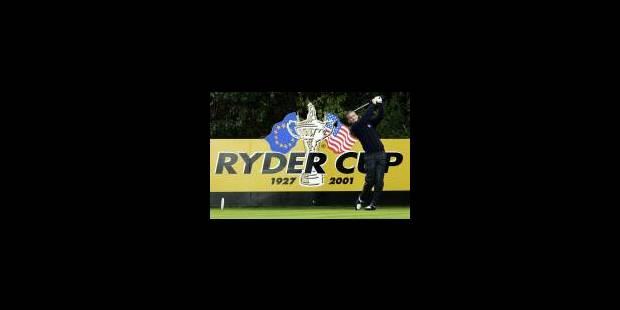 `En Ryder Cup, tout est possible´ - La Libre