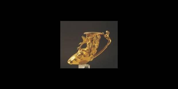 L'or des Thraces, une découverte - La Libre