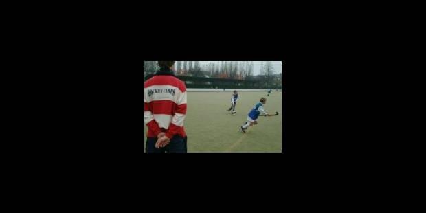 Pour la formation, c'est direction Uccle Sport - La Libre