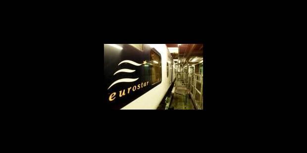 Une facture très `salée´ pour Eurostar - La Libre