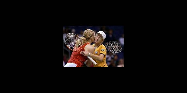 Kim Clijsters frappe un grand coup - La Libre