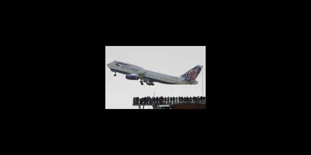 Les certitudes de l'aviation s'envolent - La Libre