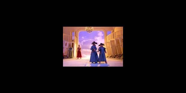 Sireuil monte `Cosi fan tutte´ - La Libre