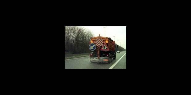 Jeudi matin, la Belgique glisse, patine et dérape - La Libre