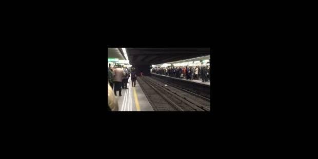 Quand le métro donne le tempo - La Libre