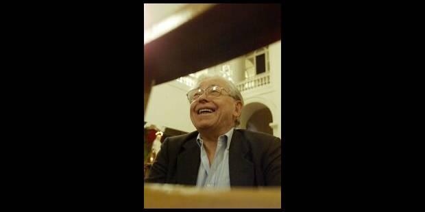 Jacques Van der Biest : `On est toujours le terroriste de quelqu'un´ - La Libre