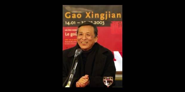 Gao Xingjian et l'éloge de la fuite