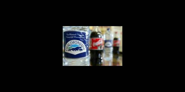 Coca se ressource avec Chaudfontaine - La Libre