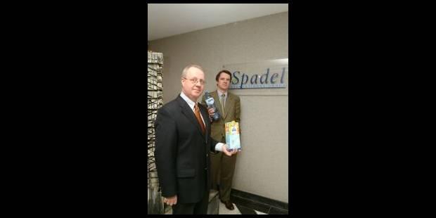 Spadel paré pour la `guerre´ des eaux - La Libre