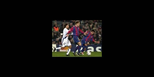 La passe de onze pour le Barça - La Libre
