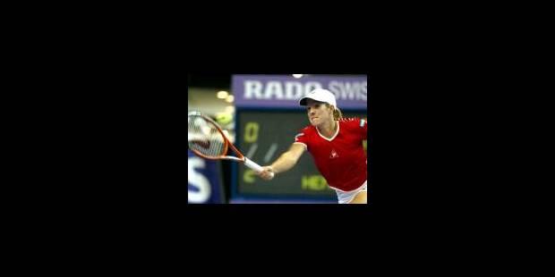 Justine Henin-Hardenne en demi-finale