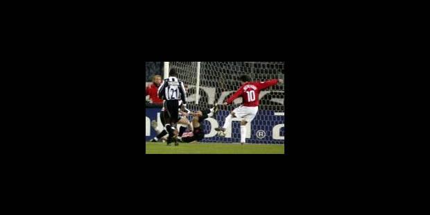 L'AC Milan et Manchester qualifiés - La Libre