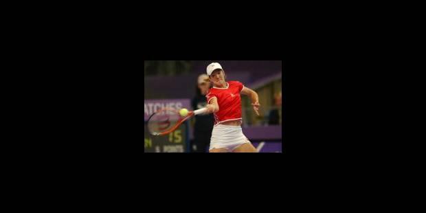 Le tennis belge est bien à la mode