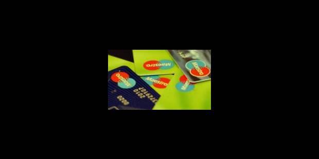 La carte Maestro avec ou sans code - La Libre