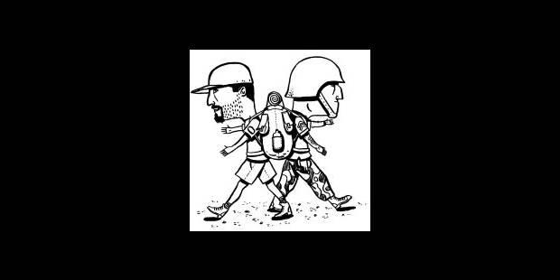 Non à la confusion des rôles entre humanitaires et militaires - La Libre