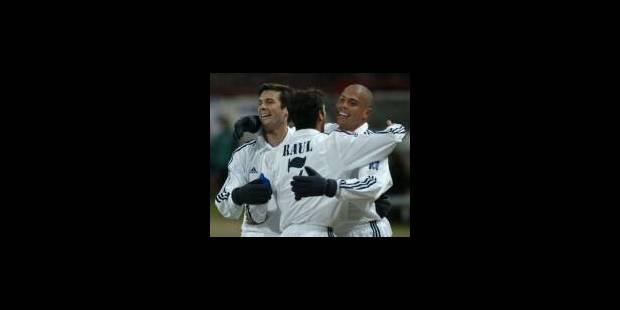 Le Real Madrid et la Juventus passent - La Libre