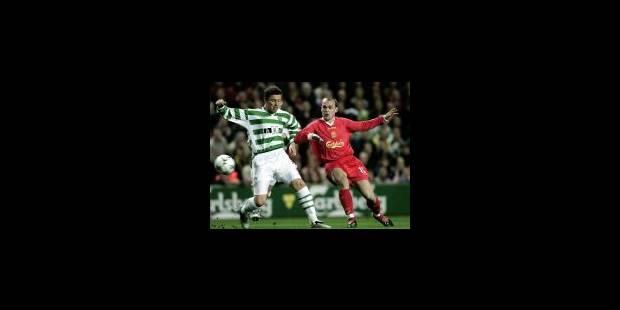 Liverpool est sorti par le Celtic ! - La Libre