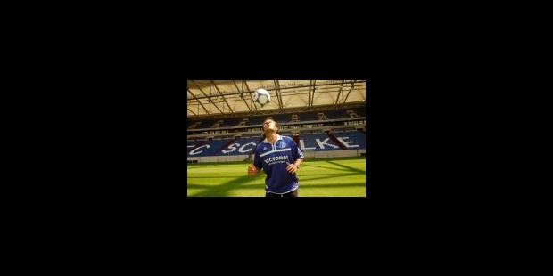 Marc Wilmots devient l'entraîneur de Schalke 04 - La Libre