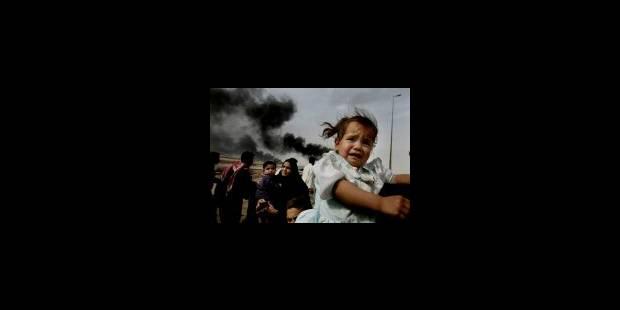 Images de guerre: le CSA recommande «retenue et vigilance» - La Libre
