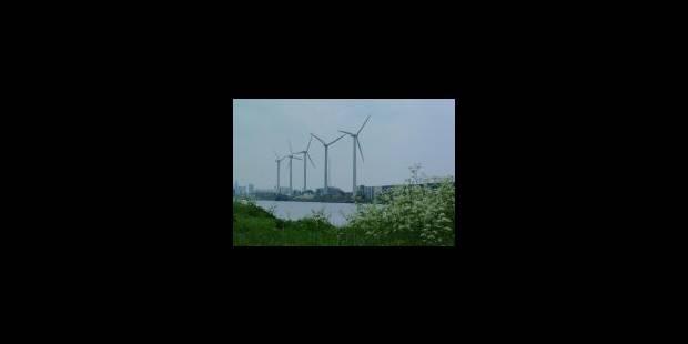Les éoliennes dans le vent - La Libre
